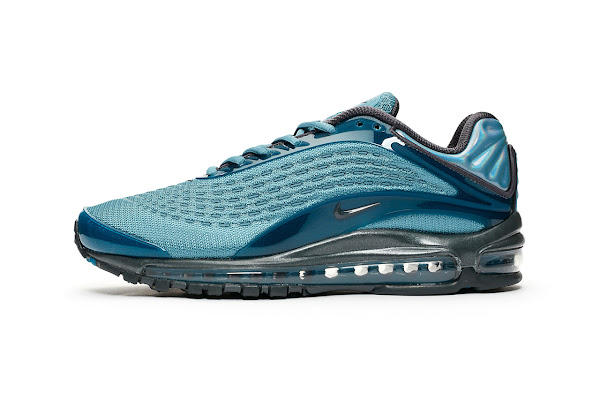 cheap for discount 342a7 86915 Nike Wraps Air Max Deluxe in