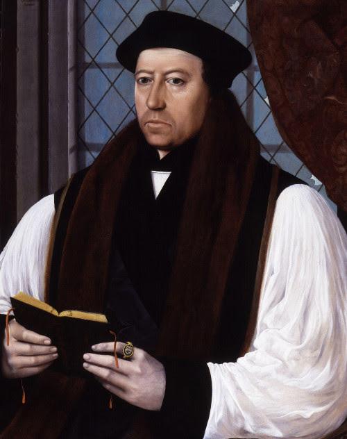 Thomas Cramner anglicano