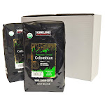 Kirkland Signature Organic Colombian Decaf Whole Bean Coffee, 2lbs., 2-Count
