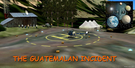 FSX Scenery Adventure GUATEMALAN INCIDENT missions (21501)