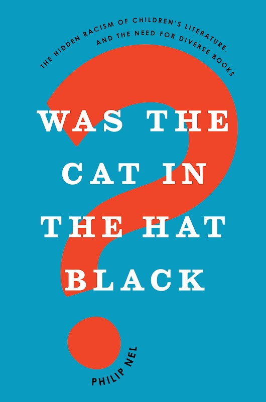 Was the Cat in the Hat Black? — cover reveal