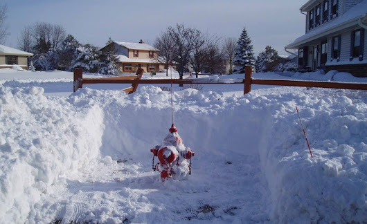 Keep our Hydrants Clear