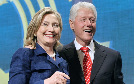 The Clintons dine at Sotto Sopra in the Hamptons  | Lawlor Media Group