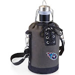 NFL Tennessee Titans Insulated Growler Tote with 64 oz. Stainless Steel Growler