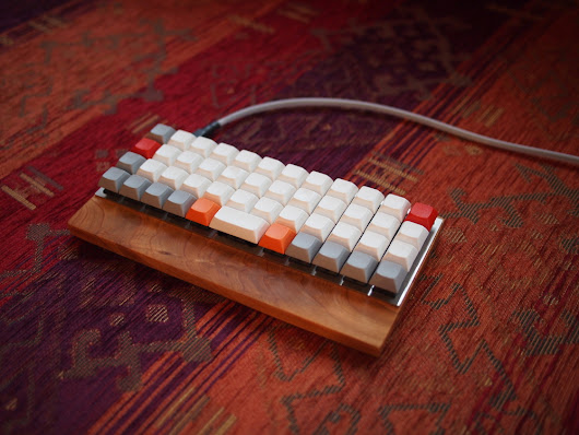 The Planck Keyboard