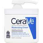 CeraVe Moisturizing Cream - 16 fl oz pump bottle