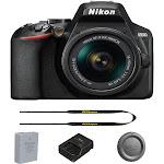 """Nikon D3500 DSLR Camera with 18-55mm Lens USA Model"""