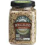 Rice Select Royal Blend - White, Brown And Red - Case Of 4 - 28 Oz.