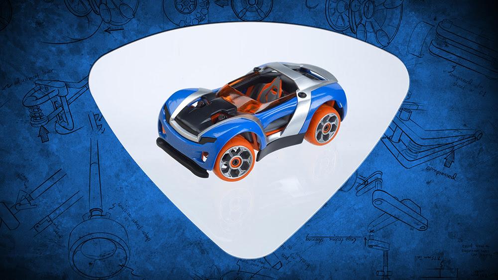 Modarri: The Toy Car Reinvented