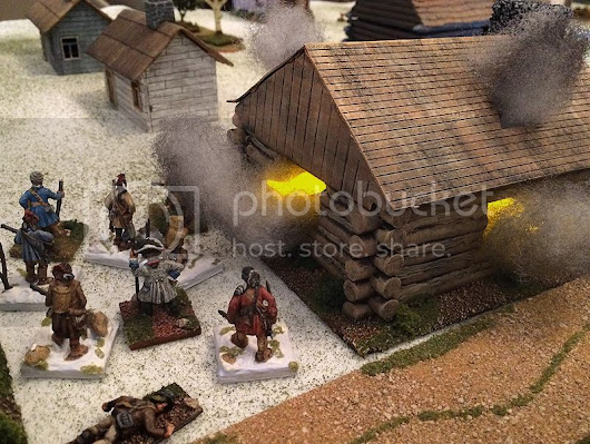 Raid on Deerfield Convention Game