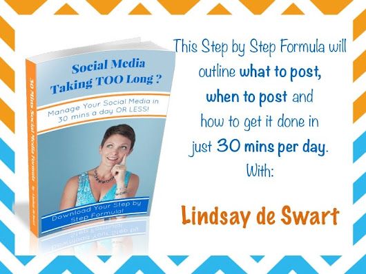 Social Media in 30 Minutes A Day!