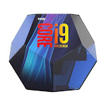 Intel BX80684I99900K CPU Core i9-9900K Boxed 16 MB Cache 3.60 GHz LGA1151 8 Cores & 16 Threads