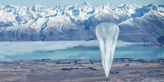 Google's Balloon Internet Experiment, One Year Later | Business | WIRED