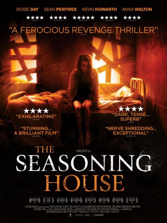 Risultati immagini per the seasoning house poster