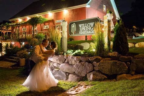Willow Spring Vineyards, Wedding Ceremony & Reception