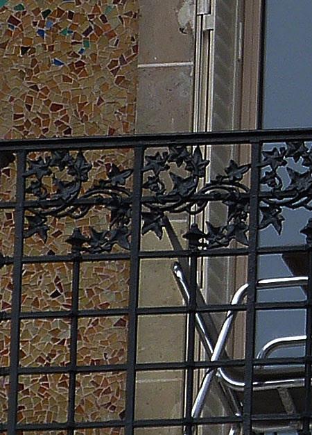 balcons en feuilles