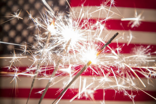 Happy Fourth of July! - Tri Living Well