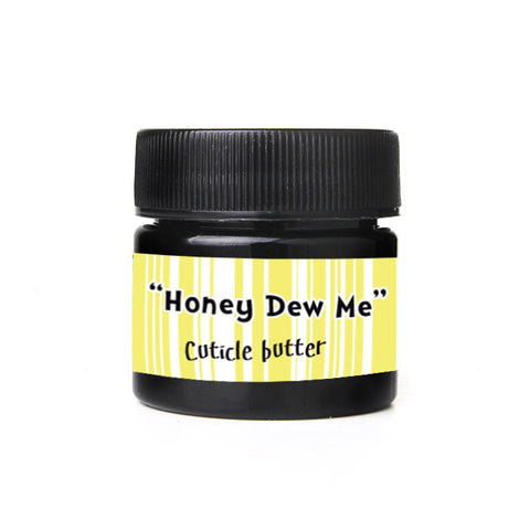 """Honey Dew Me"" Cuticle Butter"
