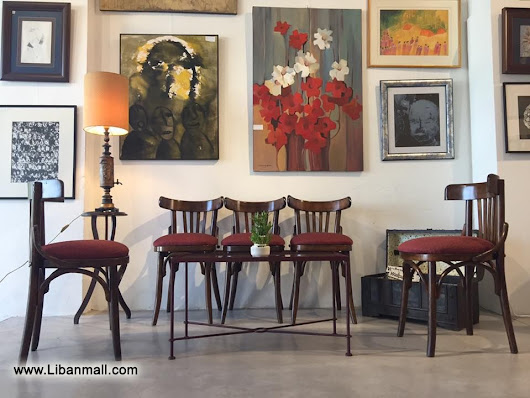 White Spaces Art Gallery - Lebanesemall