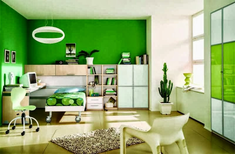 Tips Memilih Warna Cat Rumah Paling Bagus 5 Desain Rumah