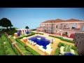 Spanish Style House Minecraft