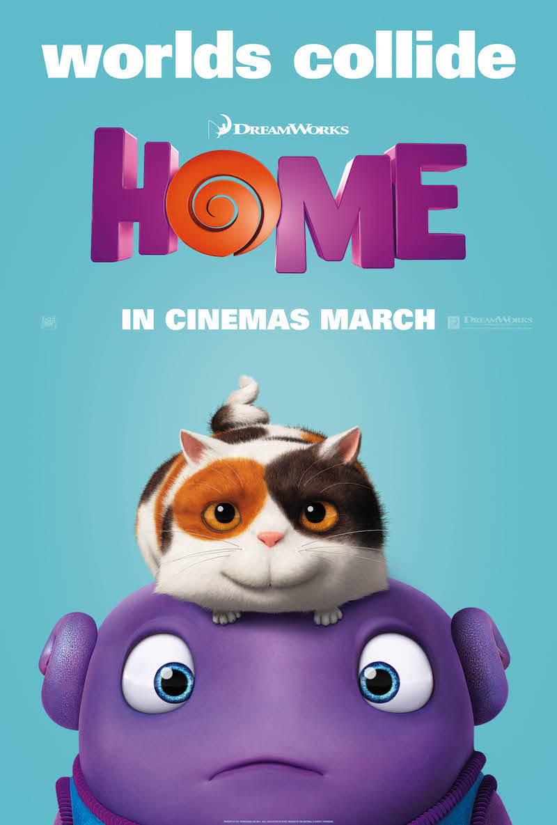 REVIEW MOVIE : HOME