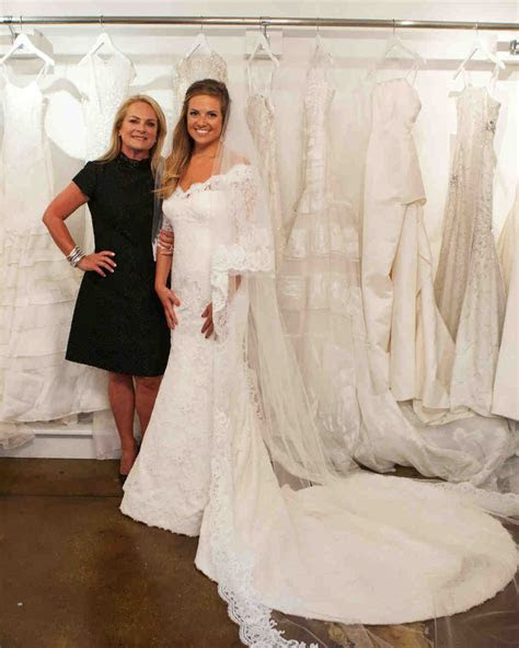 Inside Pamella Roland's Daughter's Wedding Dress Fitting