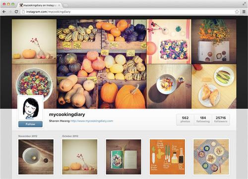 Instagram para navegador