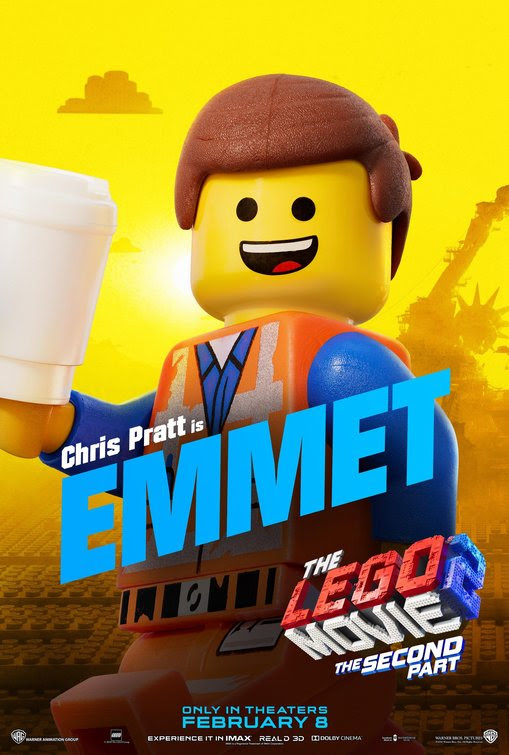 Watch Full Movie Streaming Online 4k The Lego Movie 2 The Second Part Movie