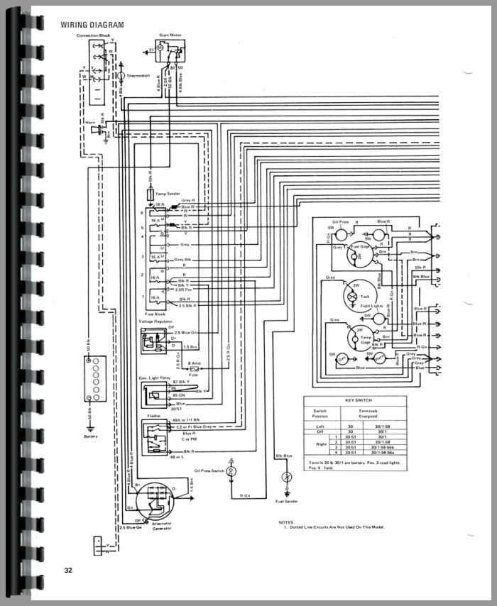 20 Elegant Allis Chalmers B Wiring Diagram