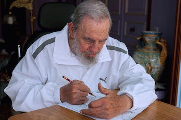 Las reflexiones de Fidel Castro