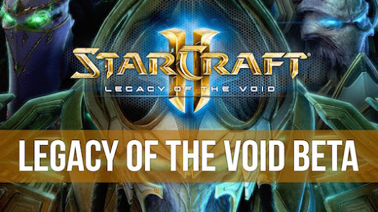 StarCraft 2: Legacy of the Void Beta Code Giveaway