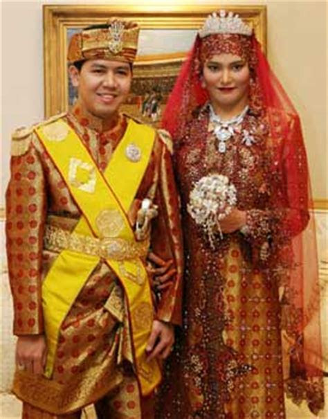 People's Daily Online    Royal wedding of Brunei Princess
