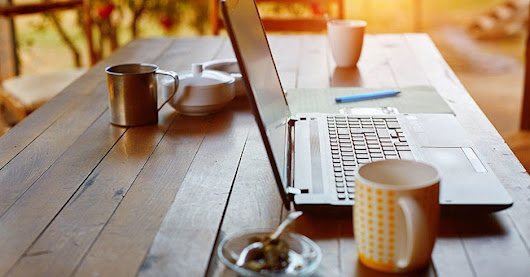 8 Ways To Be More Productive When Working From Home - Social Media Week
