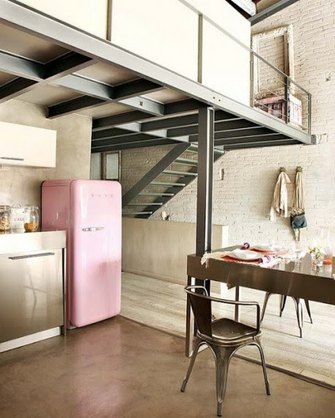 loft con detalles vintage4