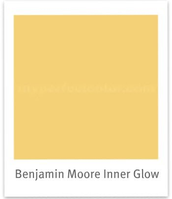 Creategirl color time benjamin moore inner glow for Design your own room benjamin moore