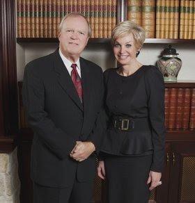 David Merker and Carmaleta Whiteley