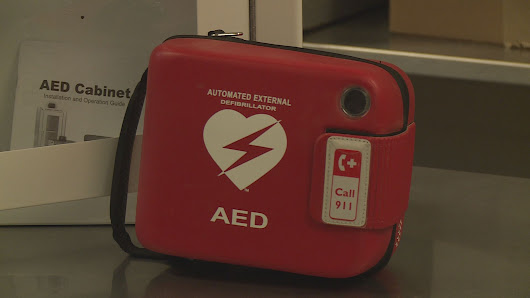 Woman Saved with Defibrillator at Ballpark — ProCPR Blog