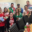Legal Communications Group Celebrates the Holidays with Secret Santa Gift Exchange!
