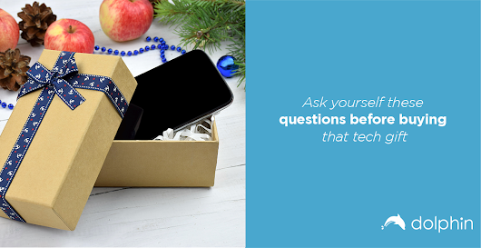 Ask Yourself These Questions Before Buying That Tech Gift