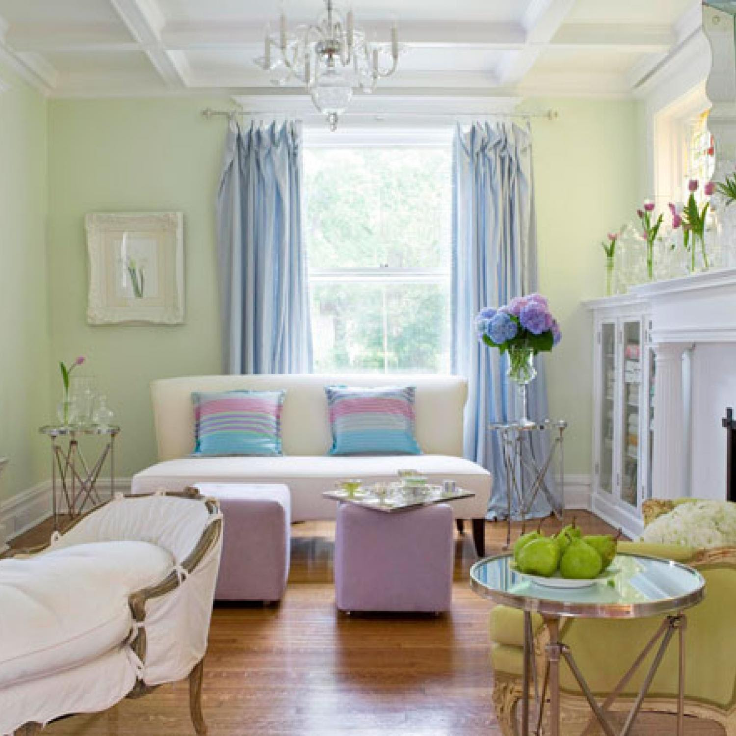 traditional home decor colors