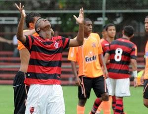 Caio Rangel Flamengo (Foto: Reprodução/Site Oficial do Flamengo)