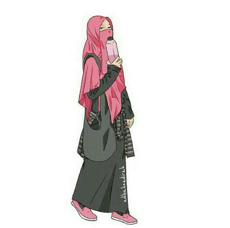 musleemah muslim musleemah anime muslimah niqab