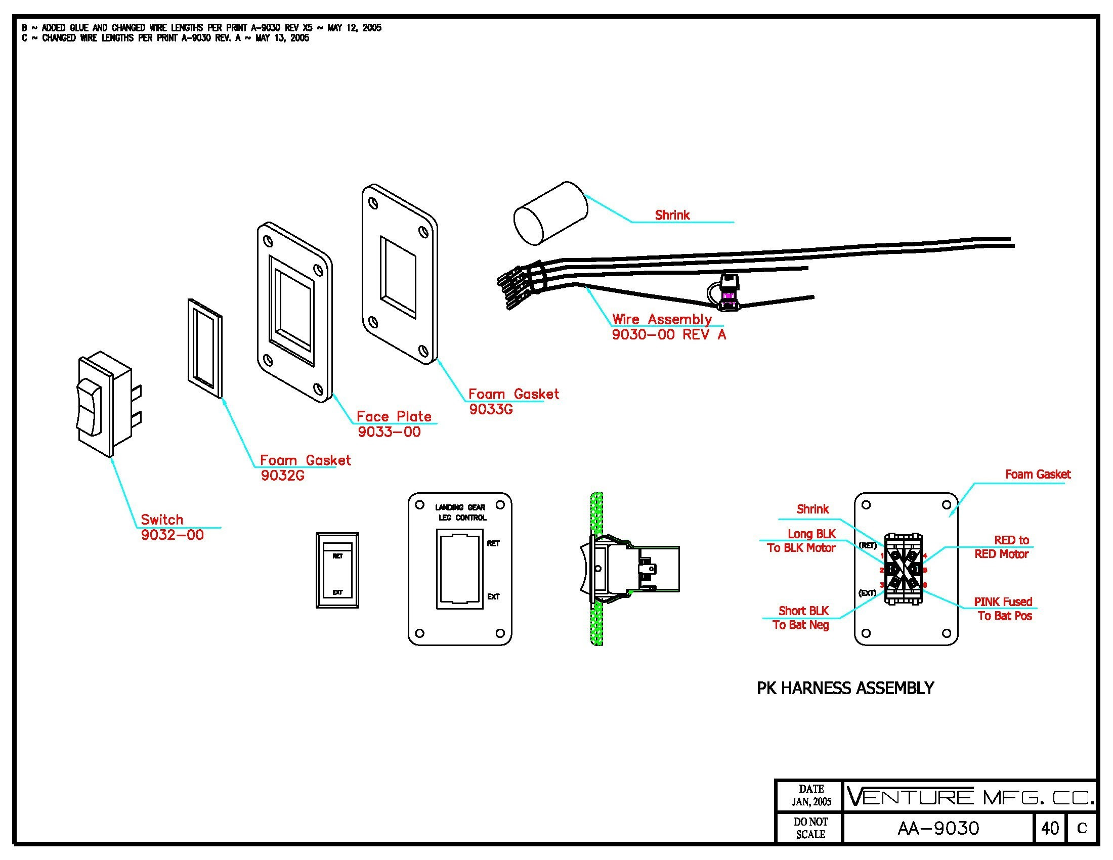 31 Rv Slide Out Switch Wiring Diagram
