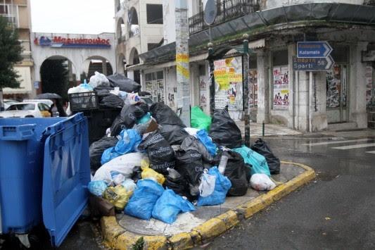 ΣτΠ: Ανεπαρκής η διαχείριση απορριμμάτων στη Πελοπόννησο