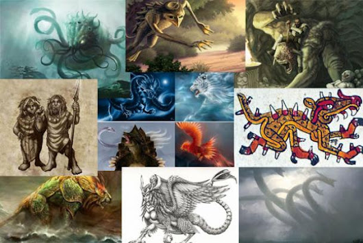 Ten Mythological Creatures in Ancient Folklore