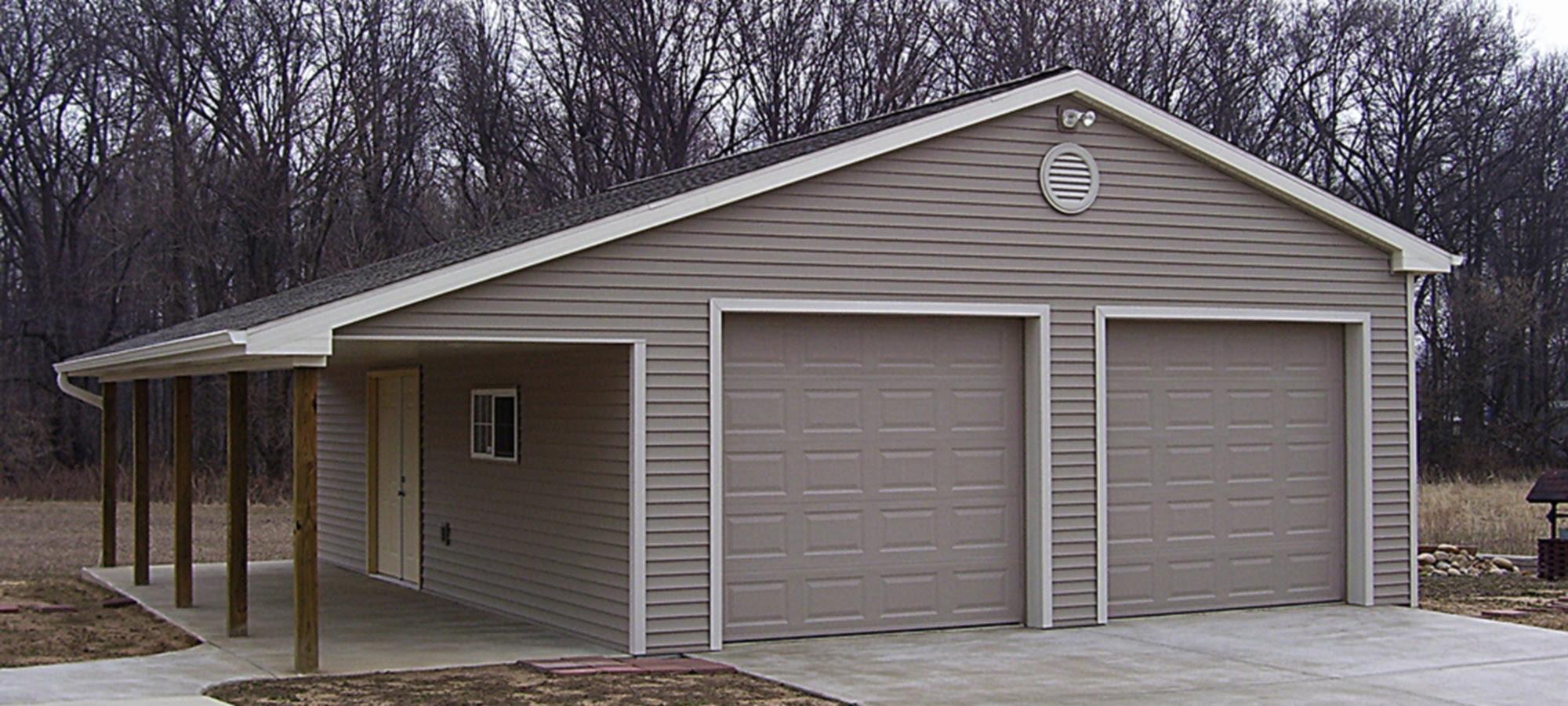 Garages Osborne Construction