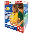 Light Learning Uppercase Letters - Roylco