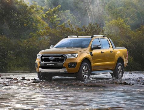 facelifted ford ranger confirmed  sa   carscoza