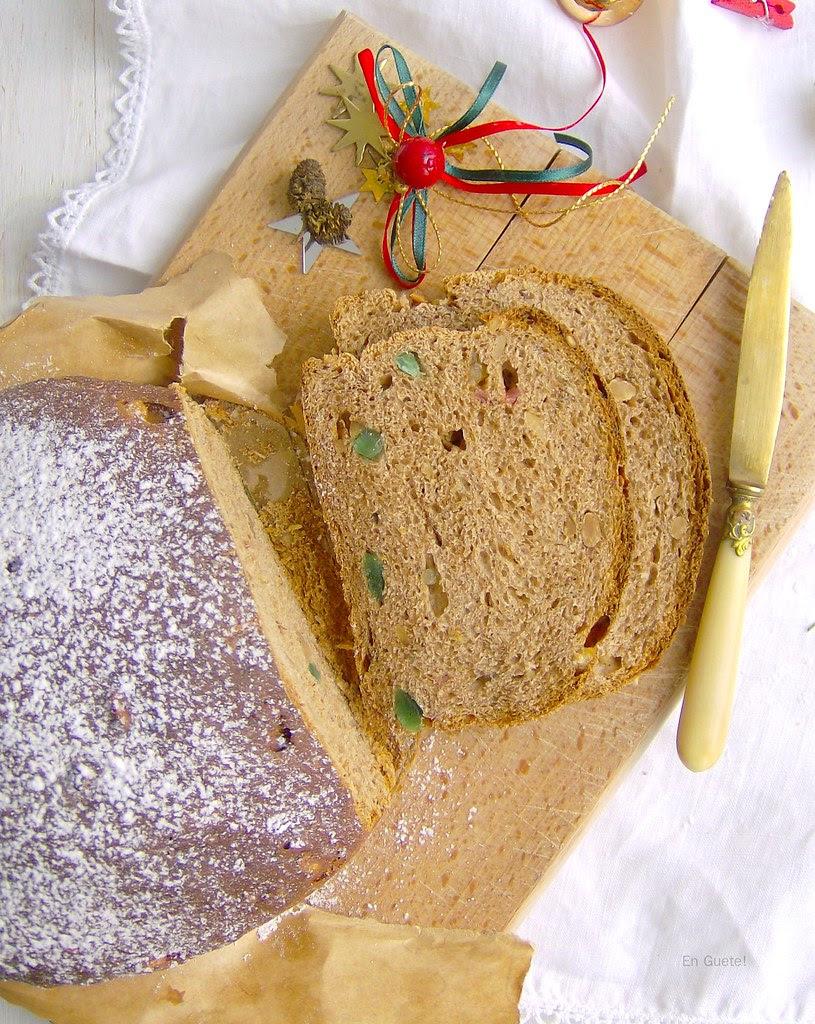 Pan de pascua, recuerdos de infancia....